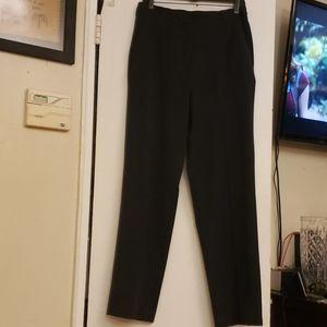 Appleseed's by Lycra Ladies Black Pants Size 10
